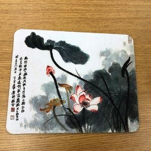 Artistic Water Color Style Mouse Pad BRAND NEW